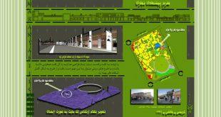 تحلیل و مکان یابی شهر کاشان