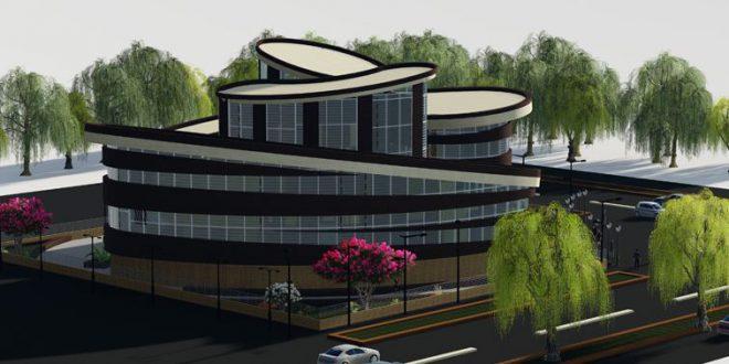 مرکز تجاری رویکرد راهکارهای کالبدی